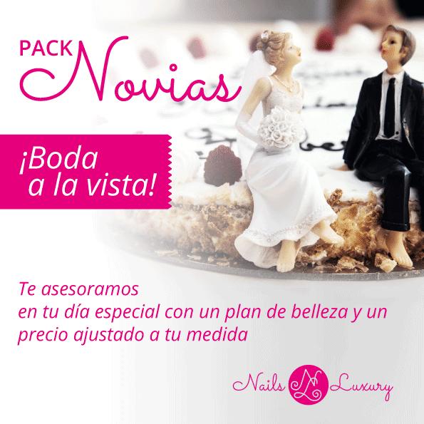 Pack Novias especial para estar perfecta el día de tu boda